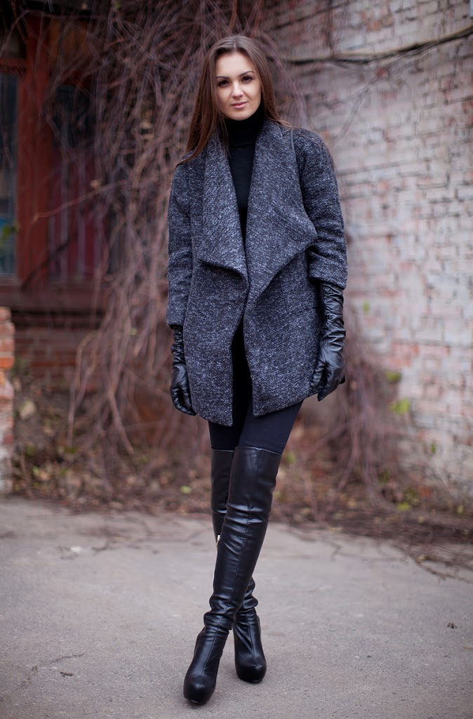 ede7ac3ff17c Look of the Day  Over the Knee Boots – Fashion Agony
