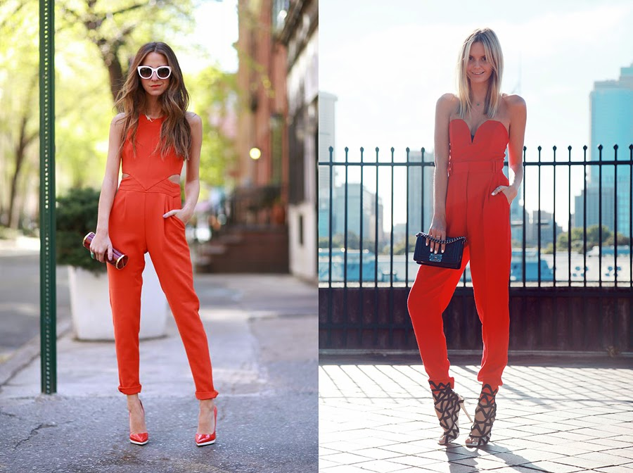 Jumpsuit u2013 Fashion Agony | Daily outfits fashion trends and inspiration | Fashion blog by Nika ...