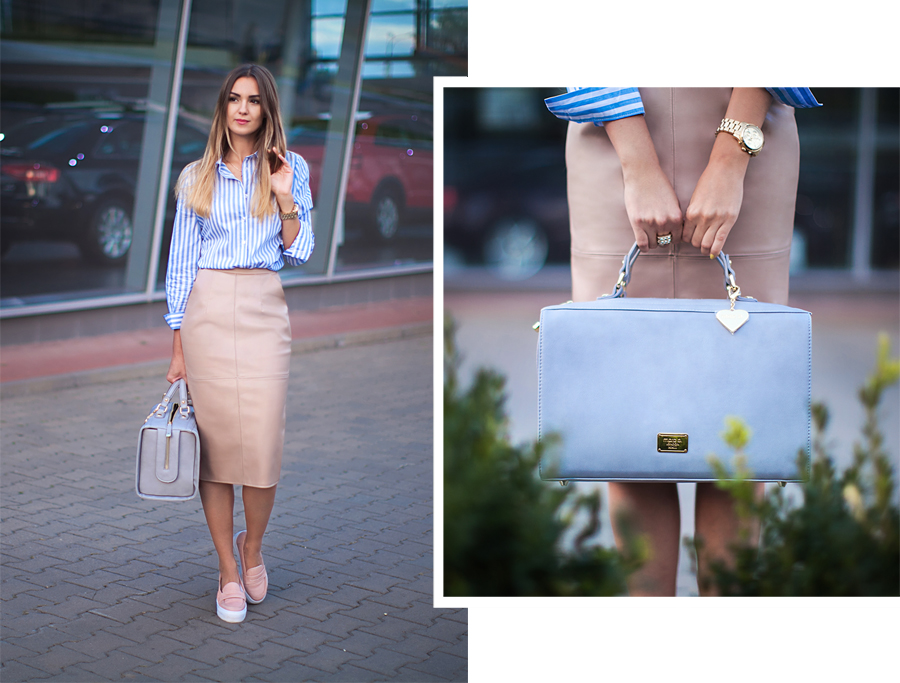 fashion-blogger-look-pencil-skirt-slip-ons-sporty-elegant