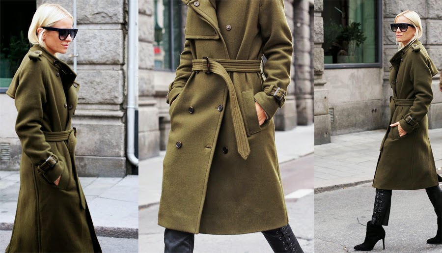 sunday cravings: army green – Fashion Agony | Daily outfits ...